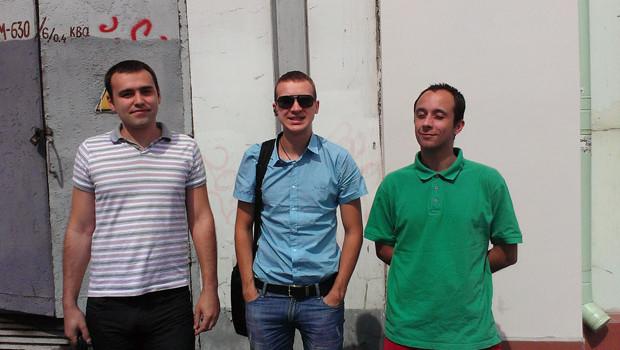 команда Timokhov Promotion